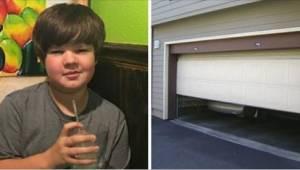 Forældrene græder over deres 12-årige søn – han døde, fordi han blev forfulgt i