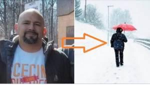 Manden gav teenageren et lift under en snestorm. Han havde ikke gættet, hvad den