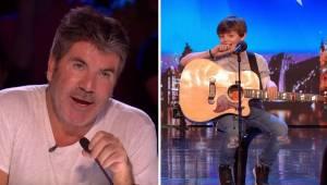 Sammen med sin søn synger faren en sang, som giver alle tårer i øjnene af rørels