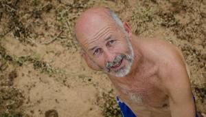 Den unge fyr fornærmede en pensionist på stranden, men den ældre herres svar fik