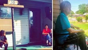 Kvinden spurgte naboens søn, hvorfor han besøgte hendes bedstemor 5 gange om dag