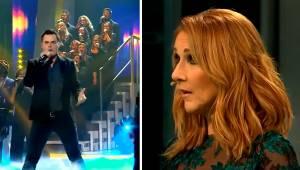 Den unge sanger synger et af Queens store hits. Se selv Celine Dions mine, da hu