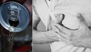 Kardiologen advarer om livsfare i forbindelse med indtagelse af energidrikke: De