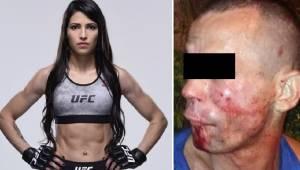 Denne overfaldsmand ønskede at bestjæle en professionel kvindelig kampsportudøve