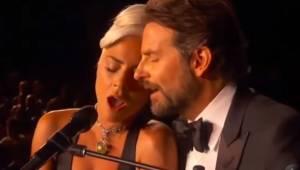 Lady Gaga og Bradley Cooper lavede en af de mest intense optrædender, der nogens