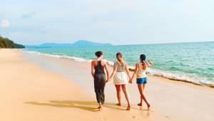 Forskning bekræfter: Kvinder bør tage på ferie med deres veninder. Så bliver de