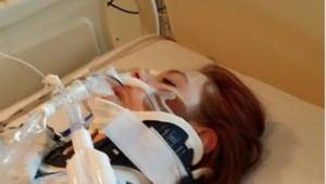 Den 16-årige pige var lige ved at dø, efter at have drukket for meget alkohol. H
